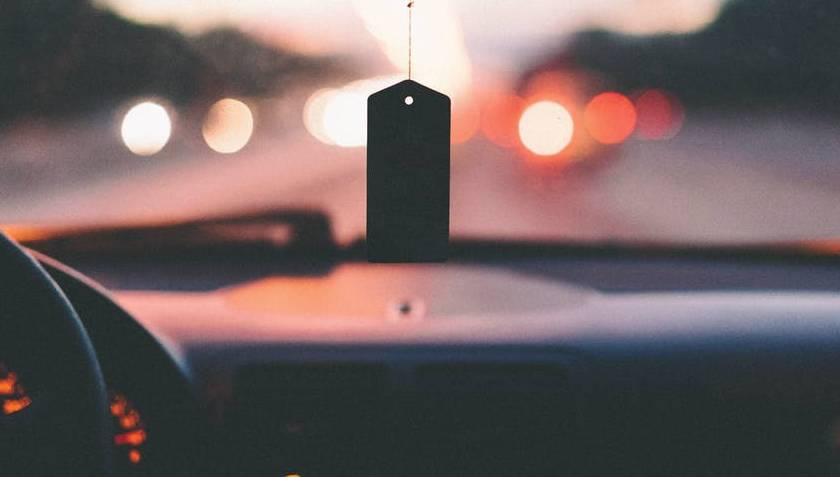 podróż autem