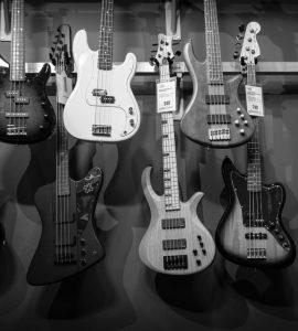 gitary i basy elektryczne