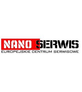 logo serwisu komputerowego Nano-Serwis
